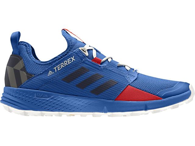 adidas TERREX Agravic Speed+ Løbesko Herrer blå